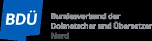 BDÜ Logo